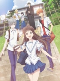 Poster, Fruits Basket (2019) Serien Cover