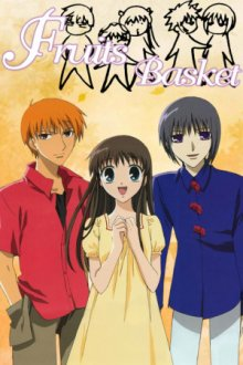 Cover Fruits Basket, Poster, HD