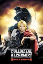 Cover Fullmetal Alchemist: Brotherhood, Poster, Stream