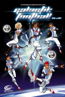 Cover Galactik Football, TV-Serie, Poster