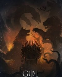 Cover Game of Thrones, Poster, HD