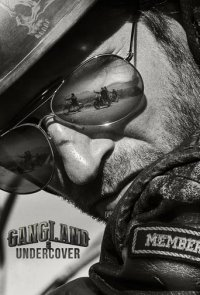 Poster, Gangland Undercover Serien Cover