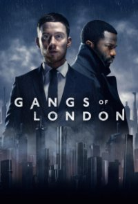 Poster, Gangs of London Serien Cover