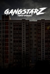 Cover GangstarZ, TV-Serie, Poster