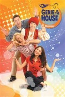 Cover der TV-Serie Genie in the House