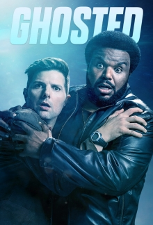 Ghosted, Cover, HD, Serien Stream, ganze Folge
