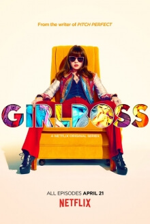 Girlboss, Cover, HD, Stream, alle Folgen