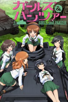 Cover Girls und Panzer , Poster, HD