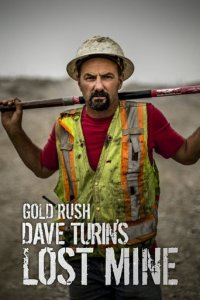 Poster, Goldrausch: Dave Turin's Lost Mine Serien Cover