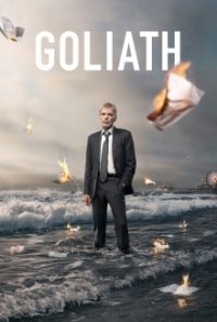 Cover Goliath, Poster