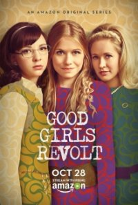 Cover Good Girls Revolt, Good Girls Revolt