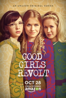 Good Girls Revolt, Cover, HD, Serien Stream, ganze Folge