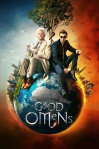 Poster, Good Omens Serien Cover