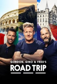 Poster, Gordon Ramsays kulinarischer Roadtrip Serien Cover
