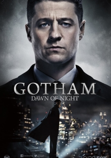 Gotham, Cover, HD, Stream, alle Folgen