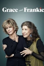 Cover Grace and Frankie, Poster Grace and Frankie