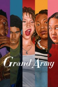 Poster, Grand Army Serien Cover