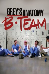 Grey's Anatomy: B-Team Cover, Poster, Grey's Anatomy: B-Team