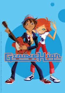 Poster, Groove High Serien Cover