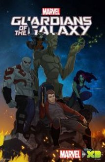 Cover Guardians of the Galaxy, Guardians of the Galaxy