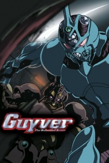 Guyver: The Bioboosted Armor, Cover, HD, Serien Stream, ganze Folge