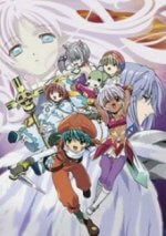 Cover .hack//Legend of the Twilight, Poster, Stream