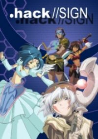 Cover .hack//Sign, .hack//Sign