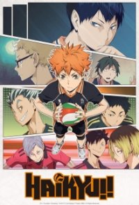 Cover Haikyuu!!, Haikyuu!!