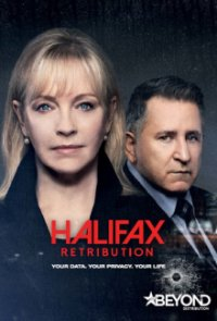 Poster, Halifax: Retribution Serien Cover