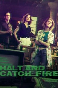 Cover Halt and Catch Fire, Poster Halt and Catch Fire