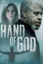 Cover Hand of God, Poster Hand of God