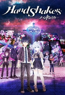 Hand Shakers, Cover, HD, Stream, alle Folgen