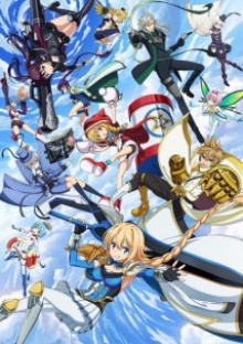 Hangyakusei Million Arthur, Cover, HD, Serien Stream, ganze Folge