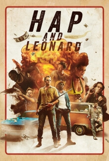 Hap and Leonard, Cover, HD, Serien Stream, ganze Folge