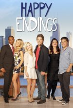 Cover Happy Endings, Poster Happy Endings