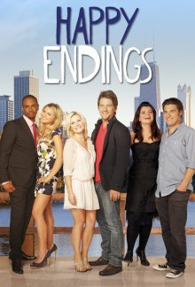 Cover Happy Endings, Happy Endings