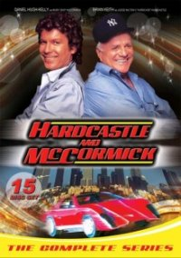 Cover Hardcastle und McCormick, Poster Hardcastle und McCormick