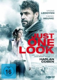 Cover Harlan Coben – Just One Look, Poster Harlan Coben – Just One Look