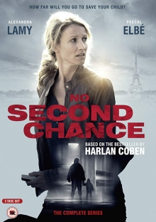 Harlan Coben – No Second Chance, Cover, HD, Serien Stream, ganze Folge