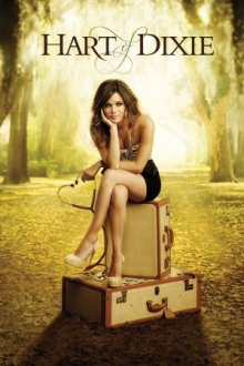 Cover Hart of Dixie, Poster