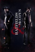 Cover Hatfields & McCoys, Poster Hatfields & McCoys