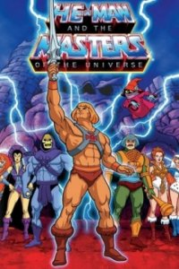Cover der TV-Serie He-Man and the Masters of the Universe