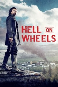 Cover Hell on Wheels, Poster