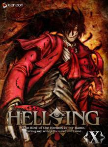 Cover Hellsing Ultimate, Hellsing Ultimate