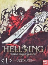 Hellsing Ultimate Cover, Poster, Blu-ray,  Bild
