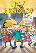 Cover Hey Arnold!, Poster Hey Arnold!