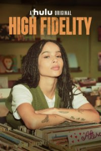 Poster, High Fidelity Serien Cover