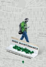 Cover High Maintenance, Poster High Maintenance