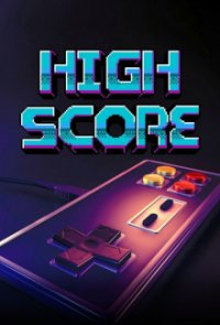 Poster, High Score (2020) Serien Cover