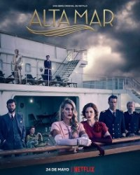 Poster, High Seas Serien Cover